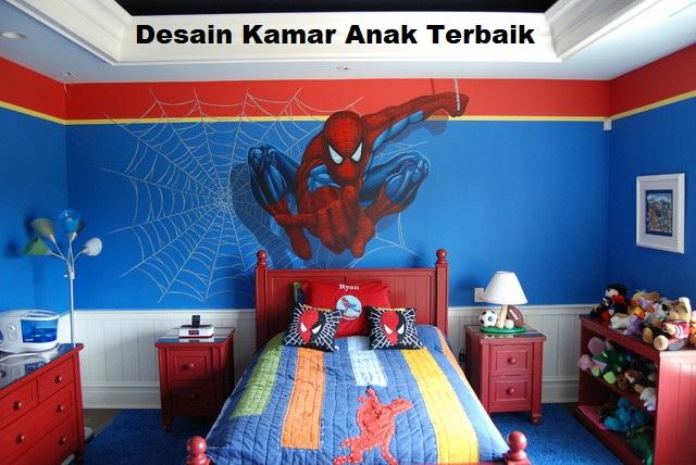 Desain Kamar Anak Terbaik